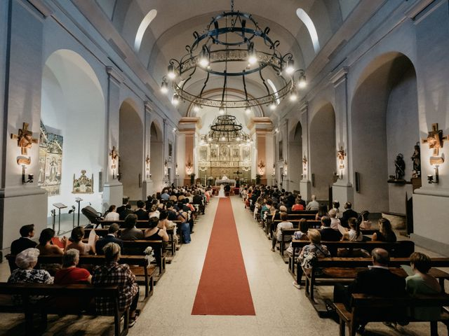 La boda de Christian y Lidia en Benabarre, Huesca 47