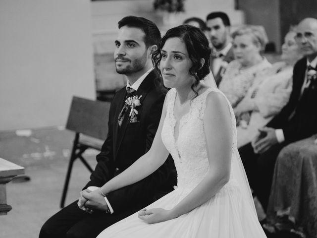 La boda de Christian y Lidia en Benabarre, Huesca 49
