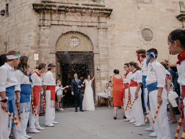 La boda de Christian y Lidia en Benabarre, Huesca 51
