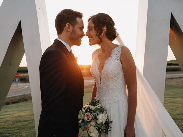 La boda de Christian y Lidia en Benabarre, Huesca 56