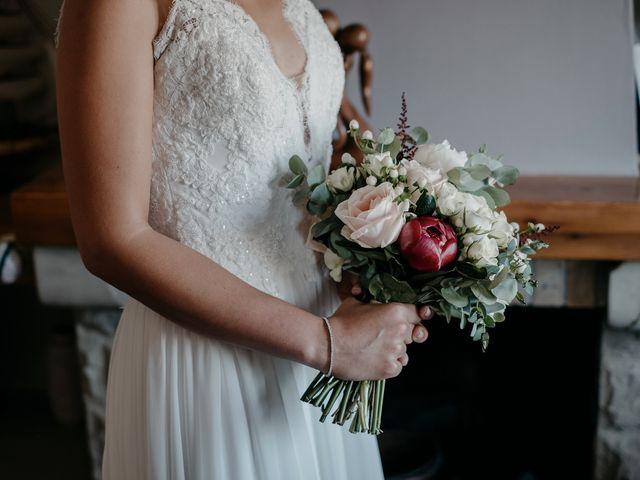 La boda de Christian y Lidia en Benabarre, Huesca 25