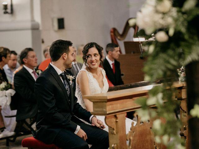 La boda de Christian y Lidia en Benabarre, Huesca 41
