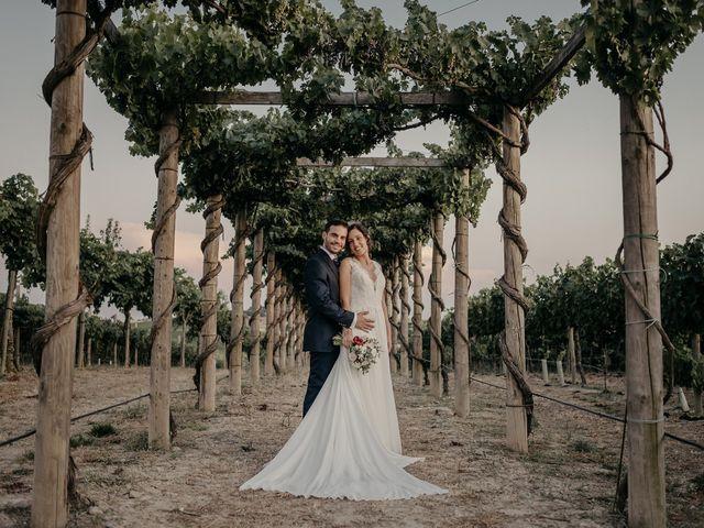 La boda de Christian y Lidia en Benabarre, Huesca 61