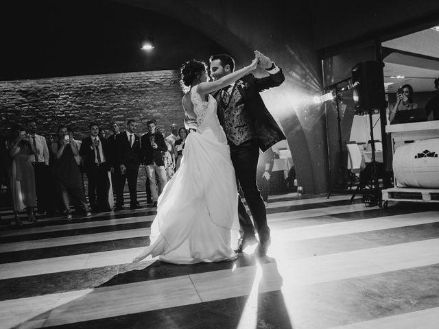 La boda de Christian y Lidia en Benabarre, Huesca 73