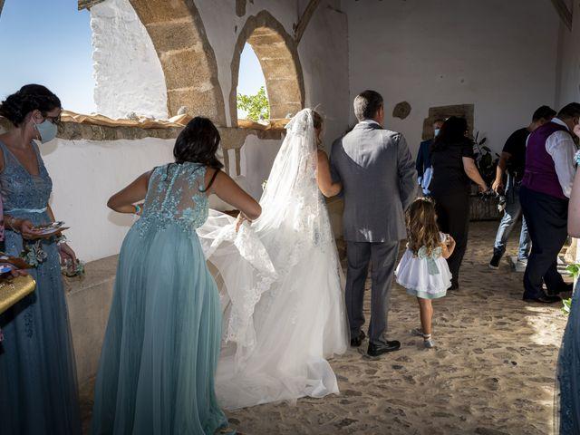 La boda de Olga y Alberto en Trujillo, Cáceres 15