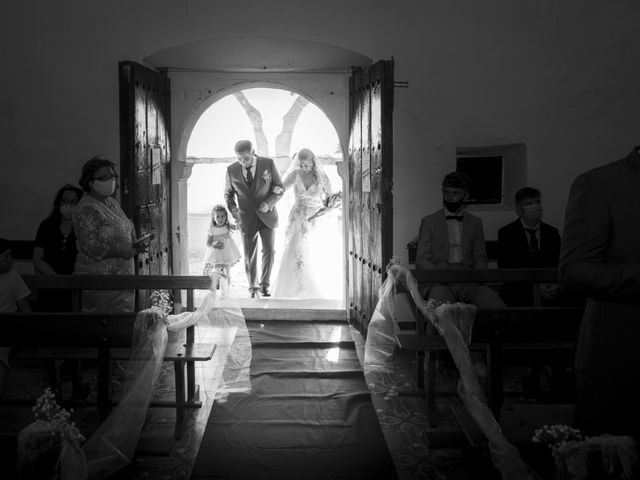 La boda de Olga y Alberto en Trujillo, Cáceres 17