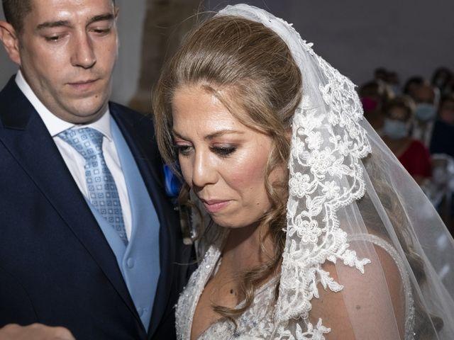 La boda de Olga y Alberto en Trujillo, Cáceres 19