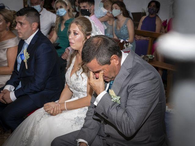 La boda de Olga y Alberto en Trujillo, Cáceres 22