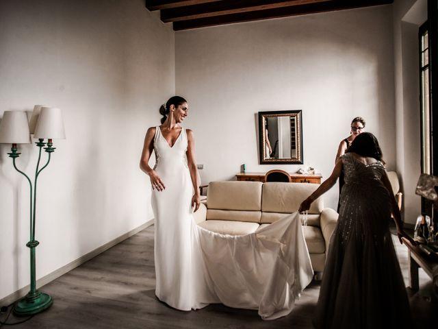 La boda de Hugo y Maria en Vilanova I La Geltru, Barcelona 1