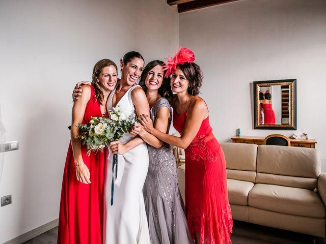La boda de Hugo y Maria en Vilanova I La Geltru, Barcelona 3