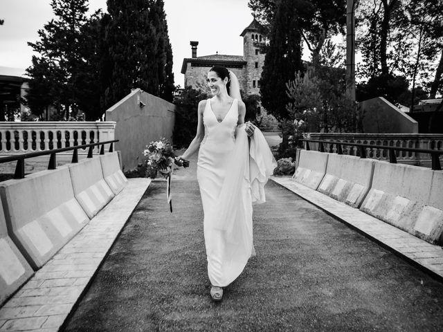 La boda de Hugo y Maria en Vilanova I La Geltru, Barcelona 4