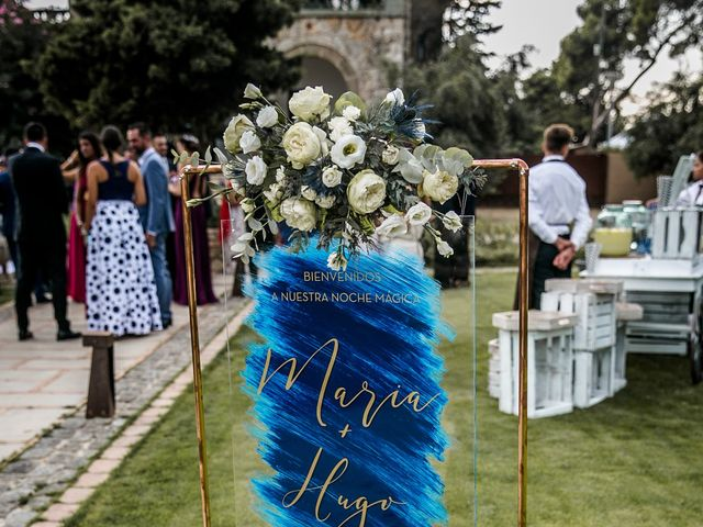 La boda de Hugo y Maria en Vilanova I La Geltru, Barcelona 6