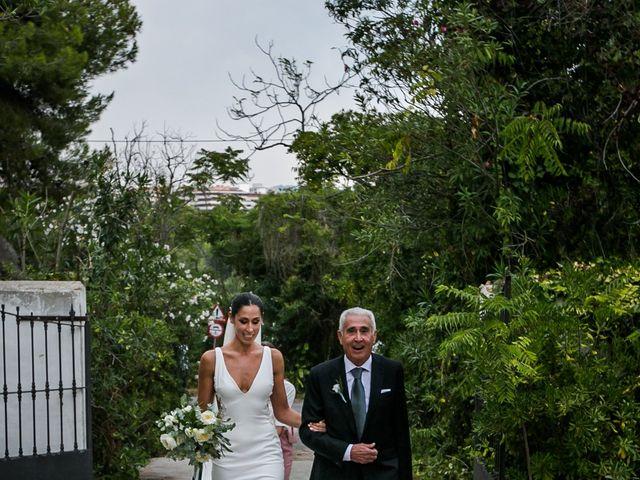 La boda de Hugo y Maria en Vilanova I La Geltru, Barcelona 9