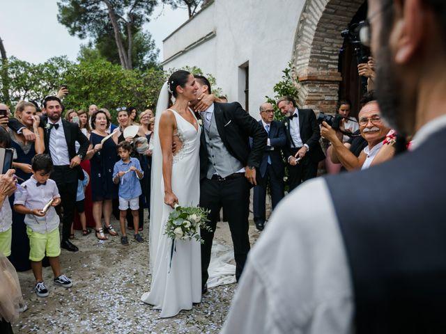 La boda de Hugo y Maria en Vilanova I La Geltru, Barcelona 19