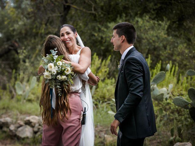 La boda de Hugo y Maria en Vilanova I La Geltru, Barcelona 20