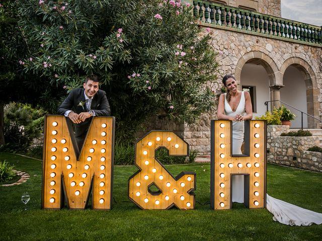 La boda de Hugo y Maria en Vilanova I La Geltru, Barcelona 27
