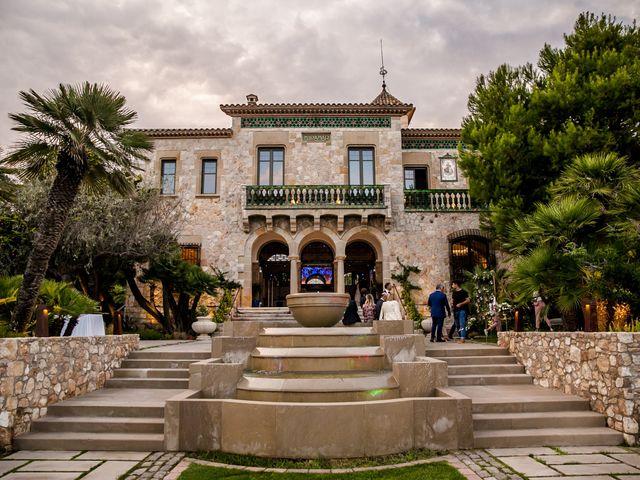 La boda de Hugo y Maria en Vilanova I La Geltru, Barcelona 34