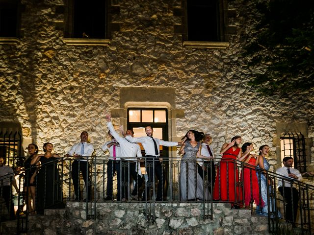 La boda de Hugo y Maria en Vilanova I La Geltru, Barcelona 45