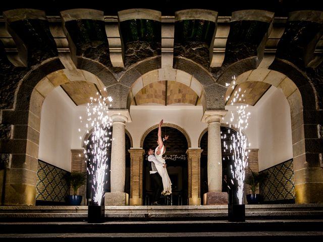La boda de Hugo y Maria en Vilanova I La Geltru, Barcelona 51