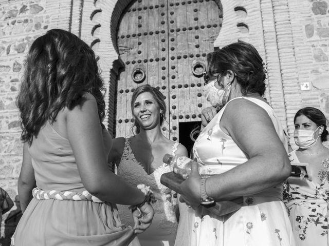 La boda de Pedro y Jennifer en Toledo, Toledo 30