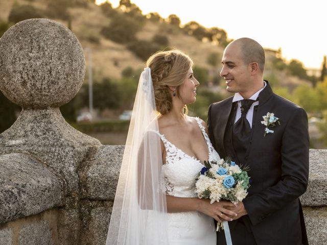 La boda de Pedro y Jennifer en Toledo, Toledo 34