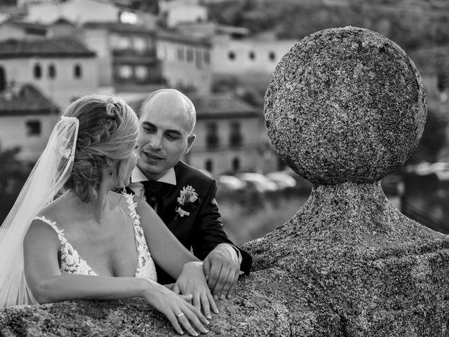 La boda de Pedro y Jennifer en Toledo, Toledo 36