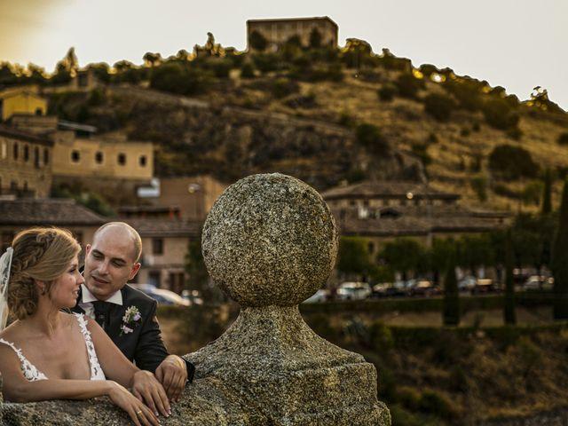 La boda de Pedro y Jennifer en Toledo, Toledo 37