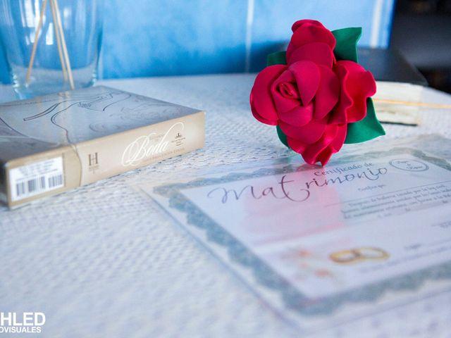 La boda de Rodo y Marta en Titulcia, Madrid 2