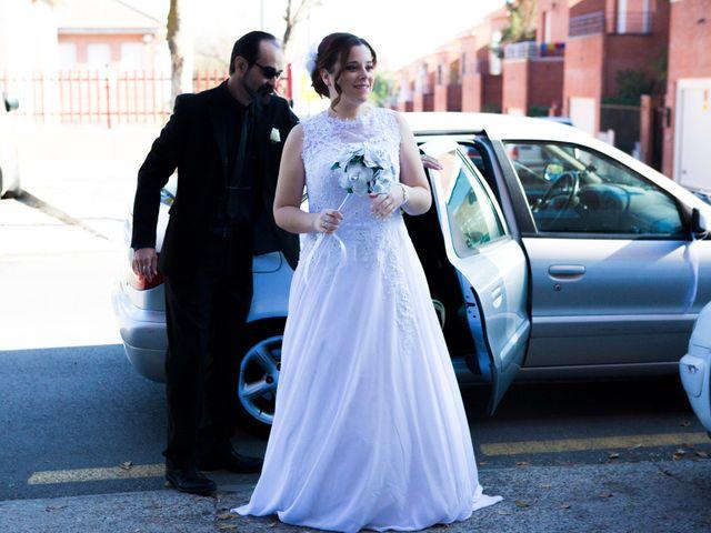 La boda de Rodo y Marta en Titulcia, Madrid 4