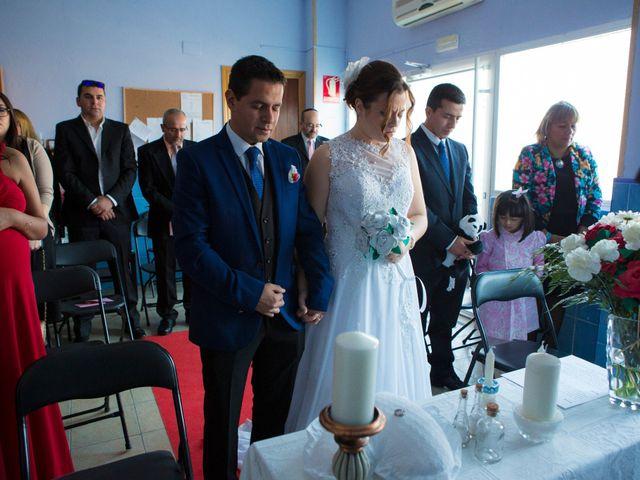 La boda de Rodo y Marta en Titulcia, Madrid 5
