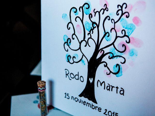 La boda de Rodo y Marta en Titulcia, Madrid 8