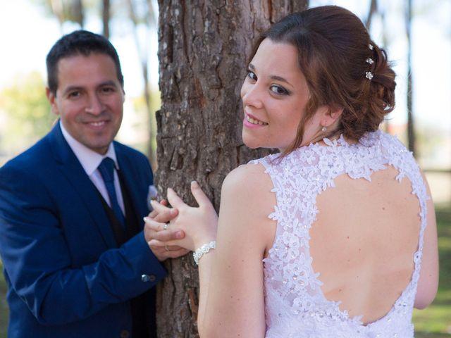 La boda de Rodo y Marta en Titulcia, Madrid 11