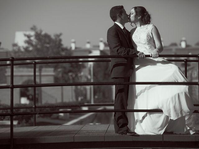La boda de Rodo y Marta en Titulcia, Madrid 15
