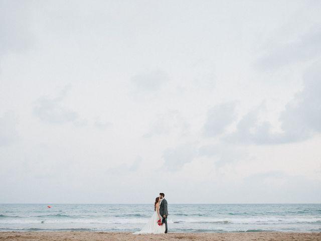 La boda de Noa y Nacho