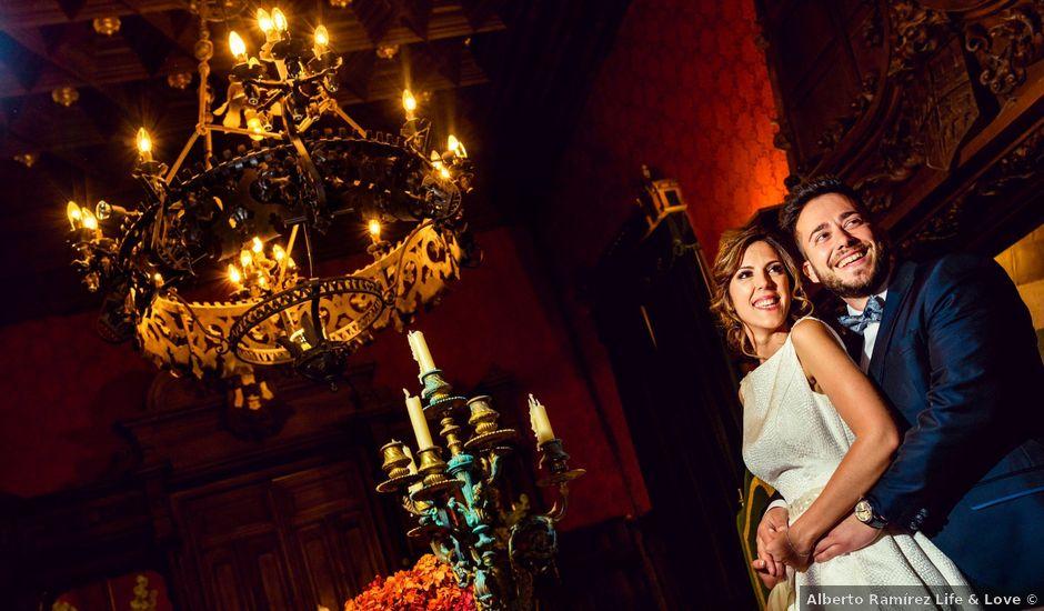 La boda de Alejandro y Beatriz en Toledo, Toledo