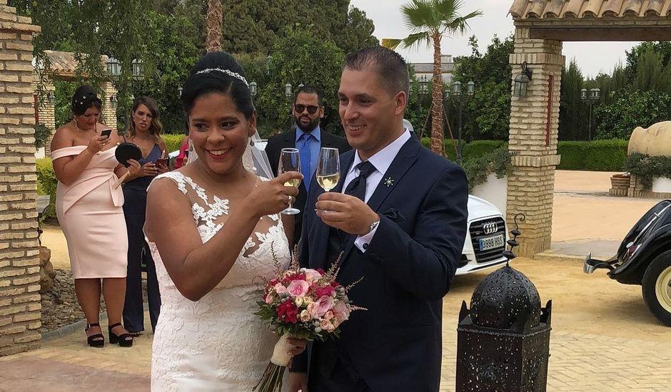La boda de Anto  y Eva  en Moron De La Frontera, Sevilla