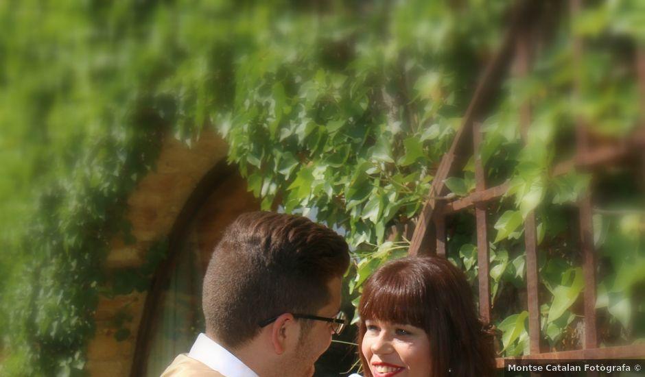 La boda de David y Anna en Pals, Girona