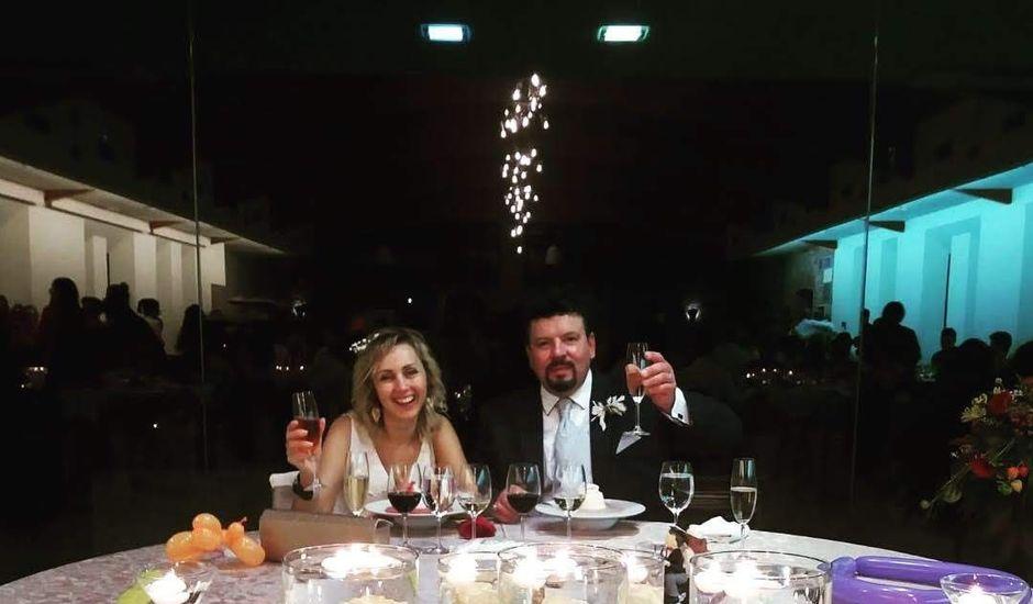 La boda de Jordi y Tatiana en Sant Fost De Campsentelles, Barcelona