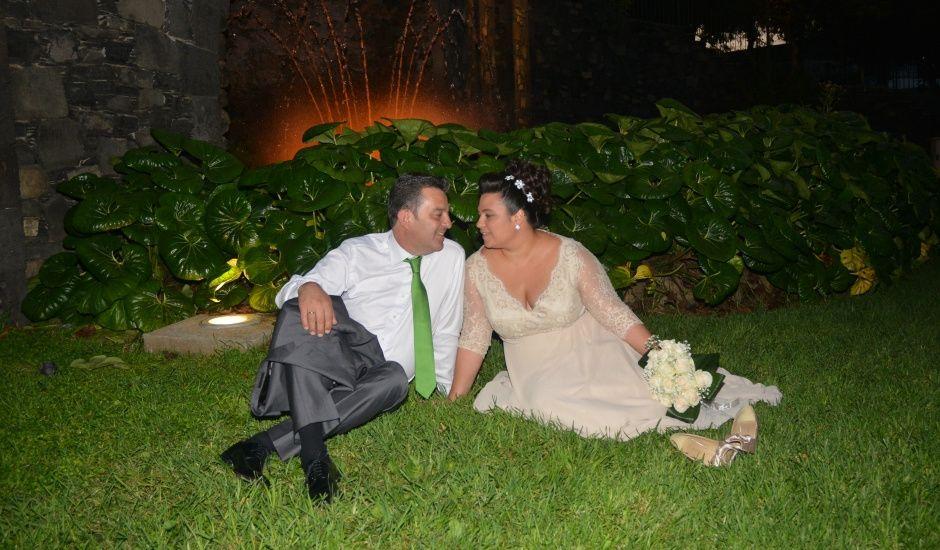 La boda de José y Cristina en Las Palmas De Gran Canaria, Las Palmas