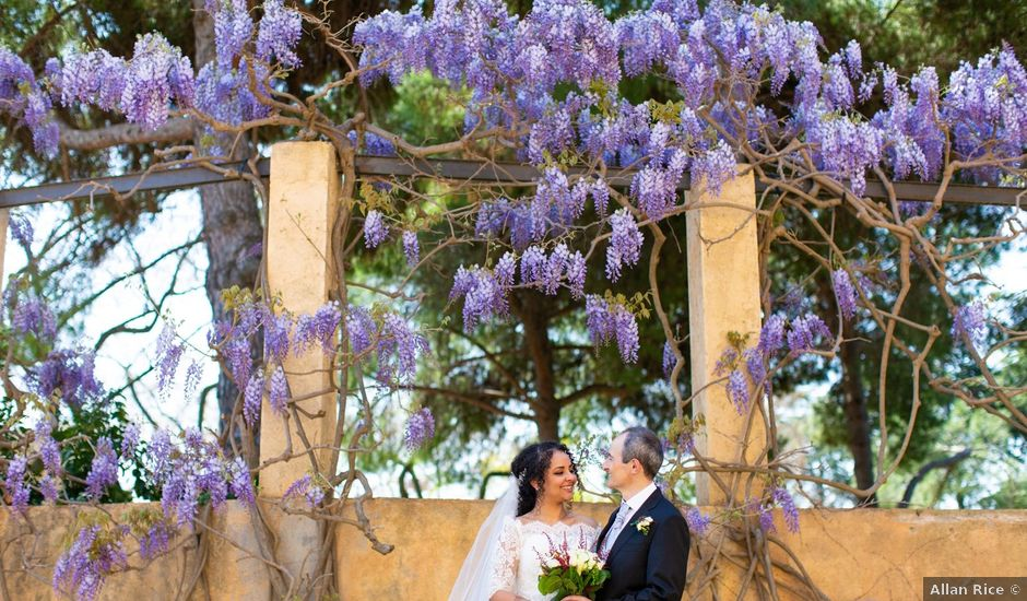 La boda de Antonio y Sara en Sant Fost De Campsentelles, Barcelona