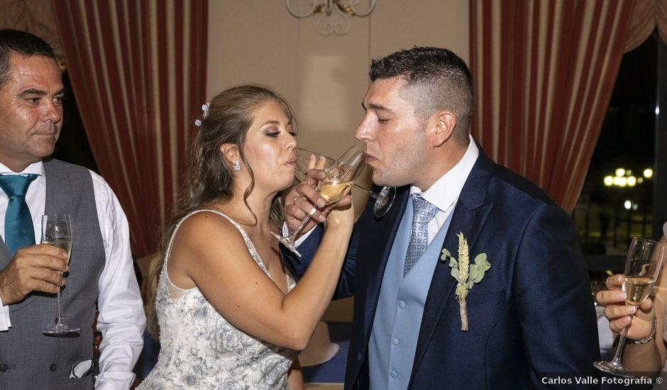 La boda de Olga y Alberto en Trujillo, Cáceres