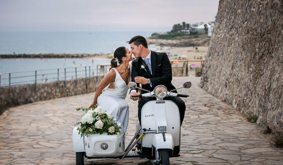 La boda de Hugo y Maria en Vilanova I La Geltru, Barcelona