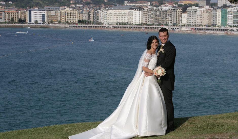 La boda de Marco y Laura en Donostia-San Sebastián, Guipúzcoa