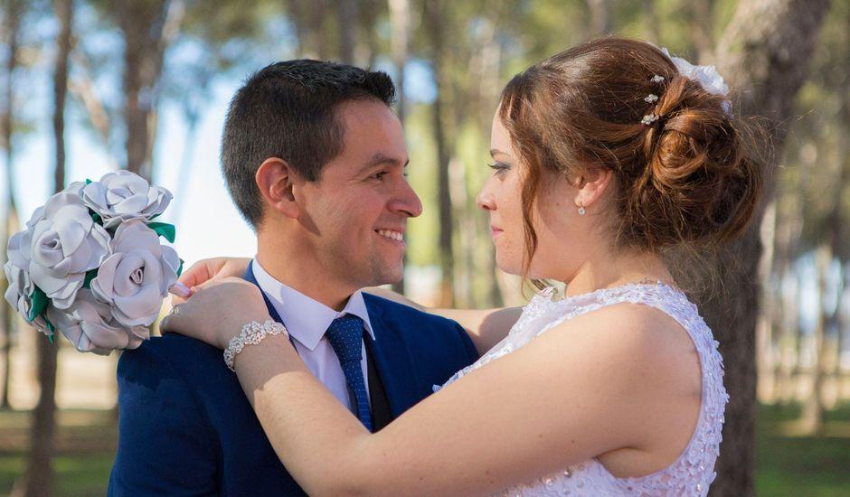 La boda de Rodo y Marta en Titulcia, Madrid