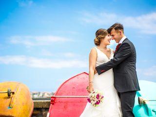 La boda de Alba y Unai