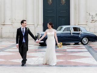 La boda de María y Óscar