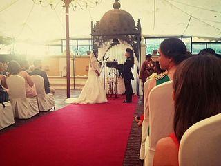 La boda de Yasmin y Sara 1
