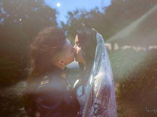 La boda de Yasmin y Sara