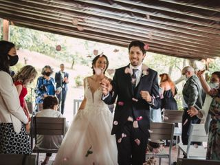 La boda de Itxaso y Aitor