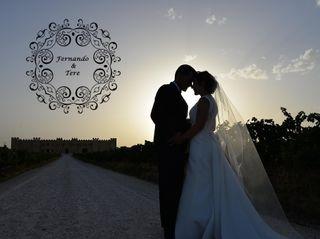 La boda de Tere y Fernando